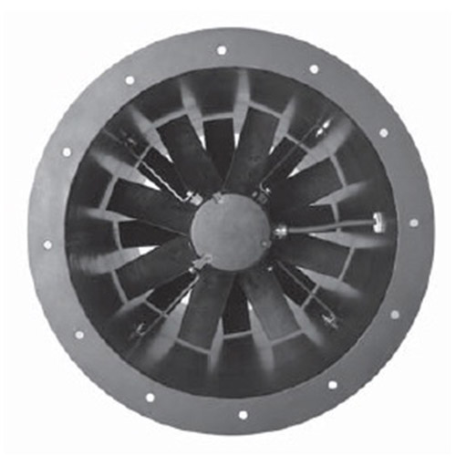 Канальные противоточные вентиляторы